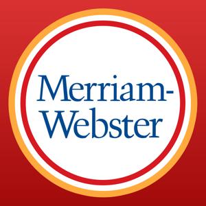 Merriam-Webster Dictionary+ app