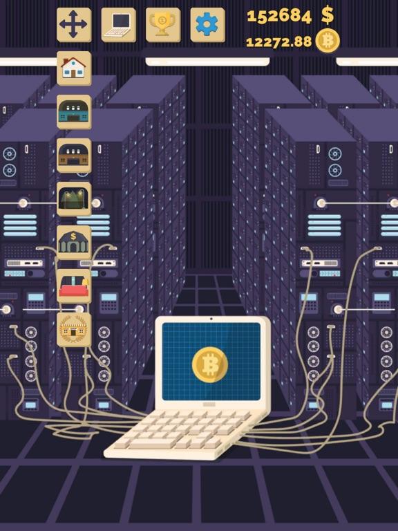 Bitcoin mining: life simulator-ipad-3
