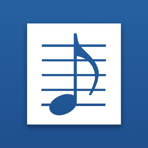 Notation Pad Full - Learn Sheet Music Score Notes
