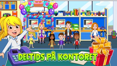 Screenshot for My City : Kontoret in Denmark App Store