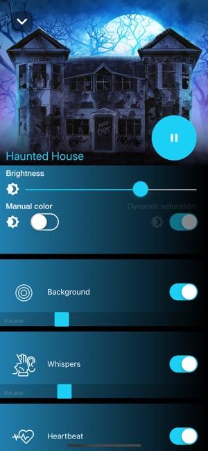Hue Haunted House Dans L App Store