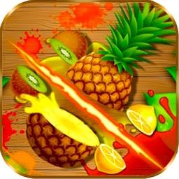 切西瓜切水果游戏