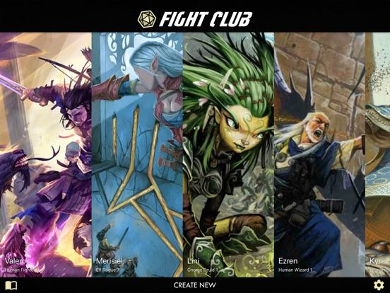 Fight Club PFRPG/3 5 Edition - AppRecs