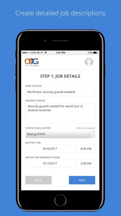 Click for Guards Screenshot