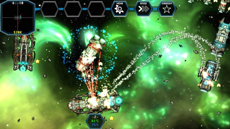 Space Borders: Alien Encounter screenshot-3