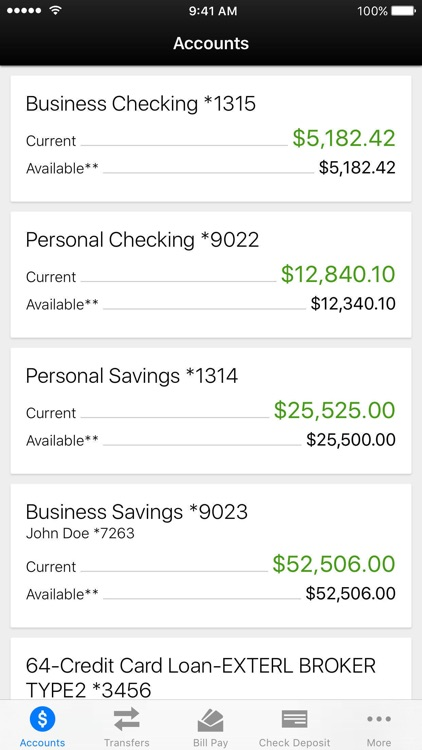 Eagle Bank Mobile Banking screenshot-4