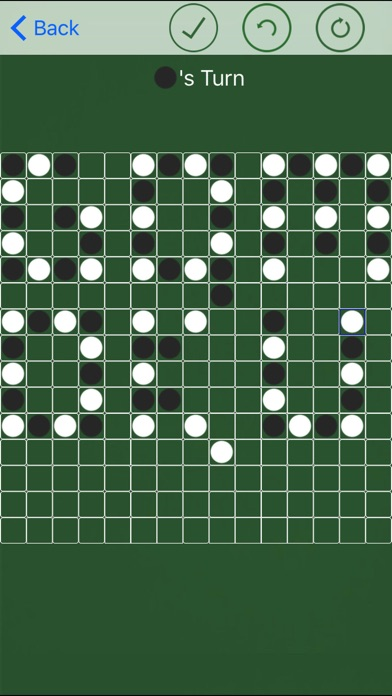 !Gomoku Tic Tac Toe screenshot 1