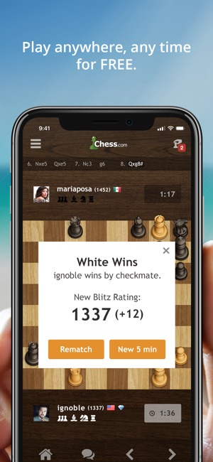 Chess Play Learn On The App Store