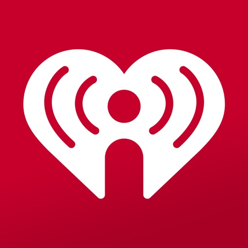 iHeartRadio application logo