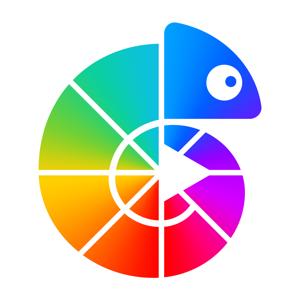 Colorgram Adult coloring book Books app
