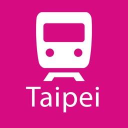 Taipei Rail Map