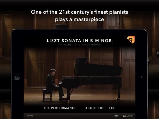 The Liszt Sonata screenshot one