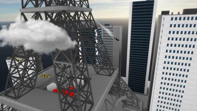 Screenshot from Stickman Base Jumper 2