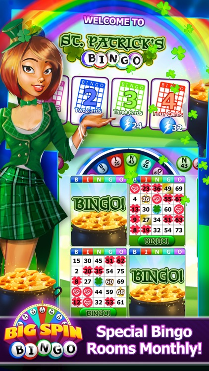 Big Spin Bingo|Best Bingo Game screenshot-9