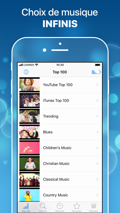 download Musique player pour YouTube. apps 0