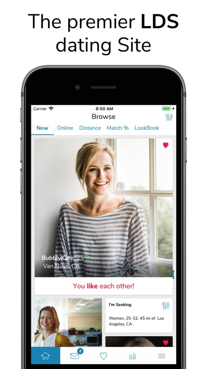 LDS Singles - Dating App