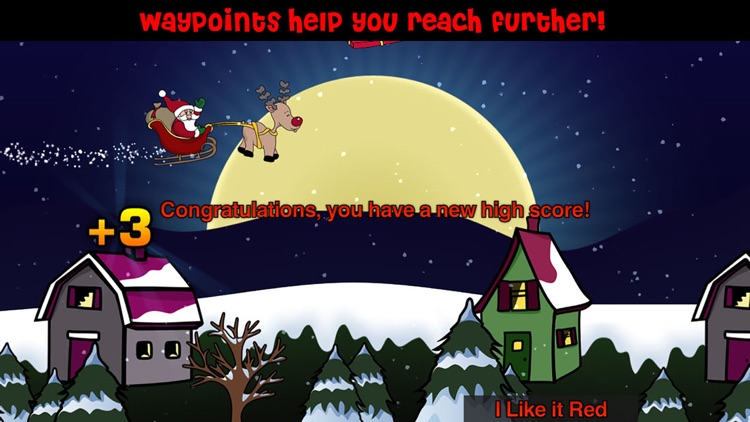 Tomten Santa's Christmas Ride screenshot-3