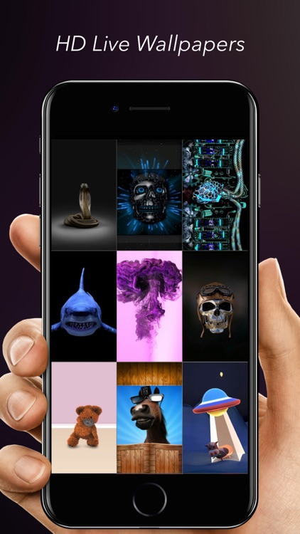 ThemeGear - Live Wallpapers app image