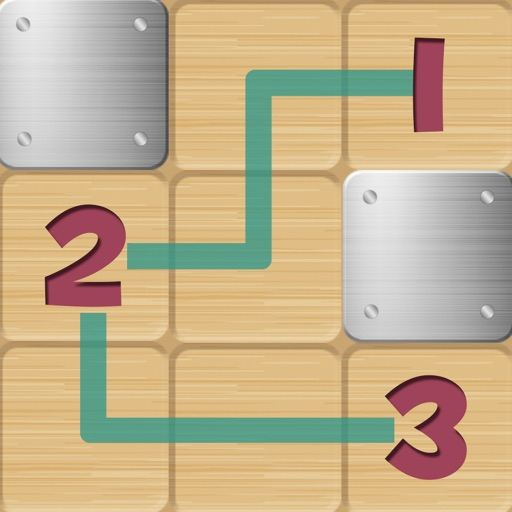 Connect the numbers tiles