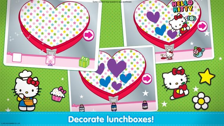 Hello Kitty Lunchbox screenshot-3