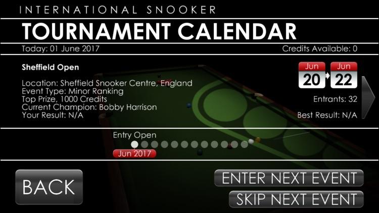 Inter... Snooker Tournament screenshot-3