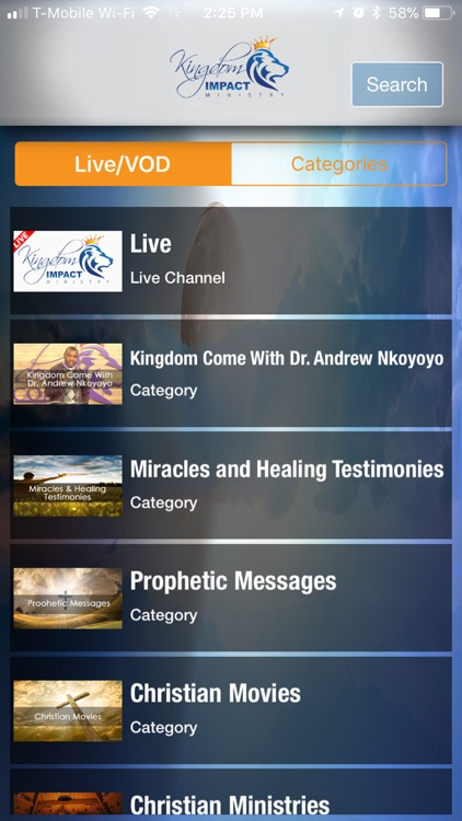 Kingdom Impact Ministry screenshot-0
