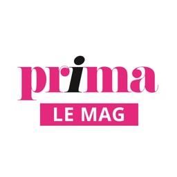 Prima le magazine féminin