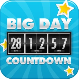 Big Day Event Countdown Timer