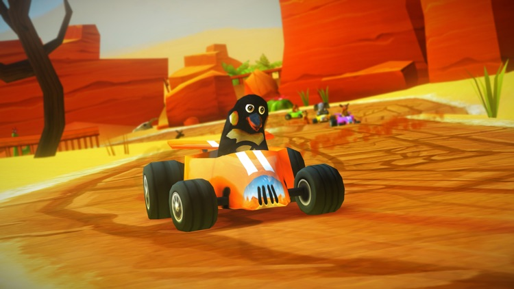 Safari Kart screenshot-6