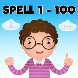 Learn Numbers Spelling 1-100
