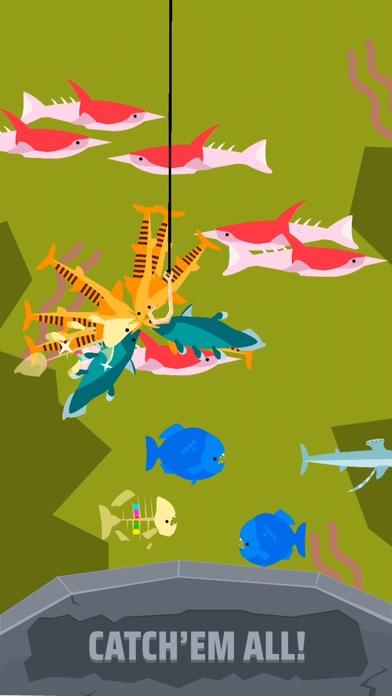 Go Fish: Jurassic Pond screenshot 3