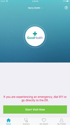 history of the iphone goodhealth digital clinic on the app 6488