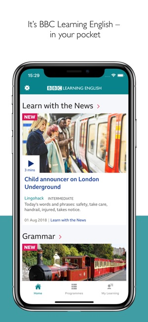BBC Learning English on the App Store