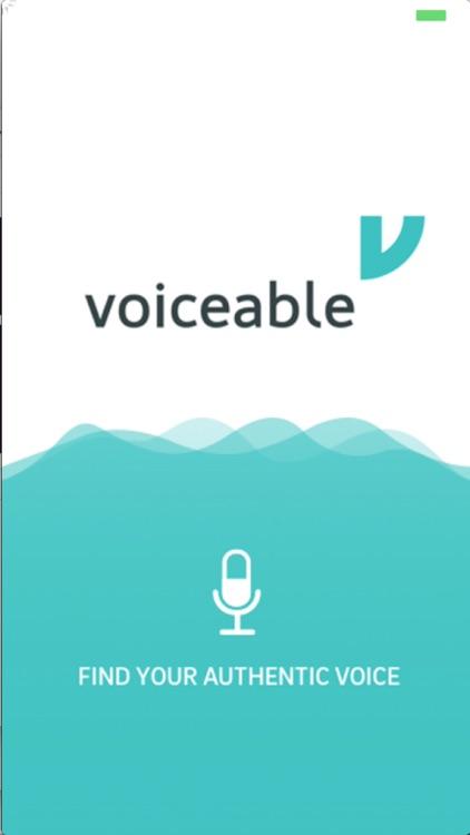 Voiceable