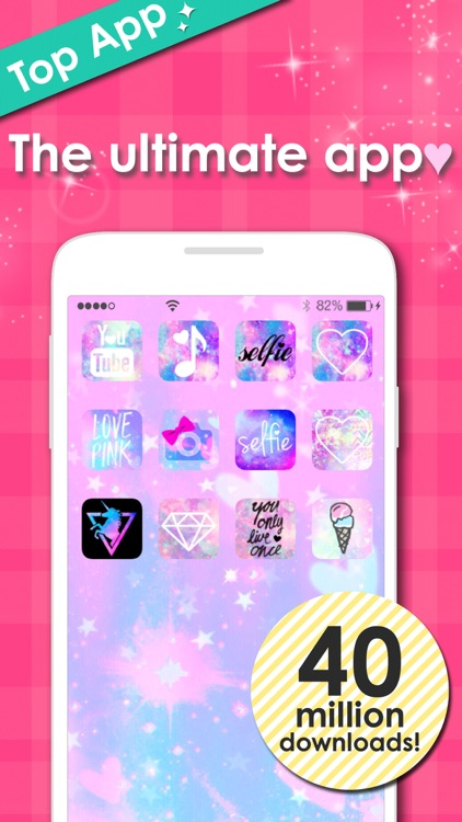 cute icon&wallpaper dressup - CocoPPa