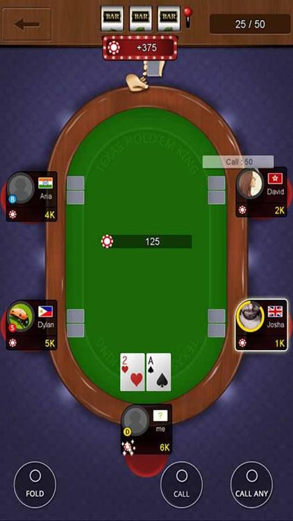 Texas Holdem Poker-King