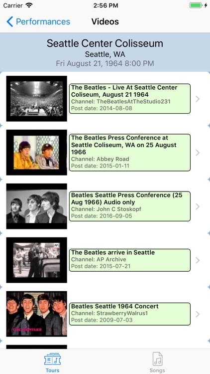 Vidview - the Beatles edition