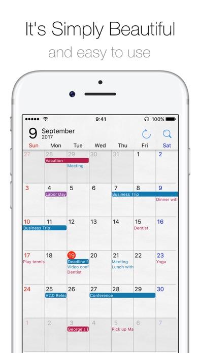 Calendar Op.2 for Windows