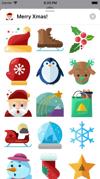 Screenshot for Merry Xmas! in United States App Store