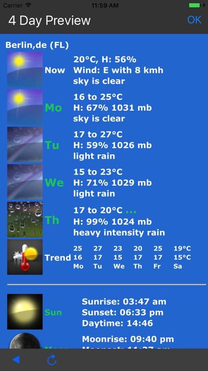 Galileo Thermometer screenshot-3