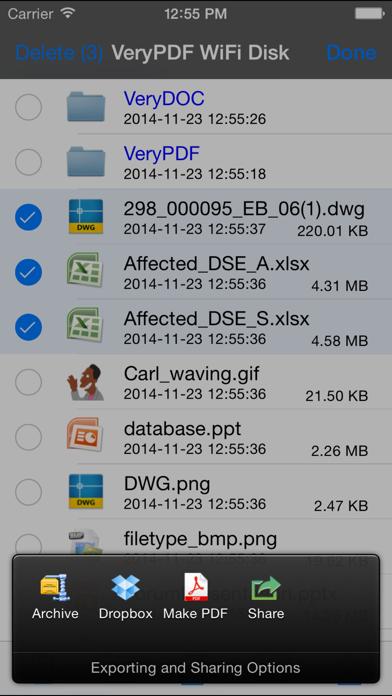 点击获取VeryPDF WiFi Disk