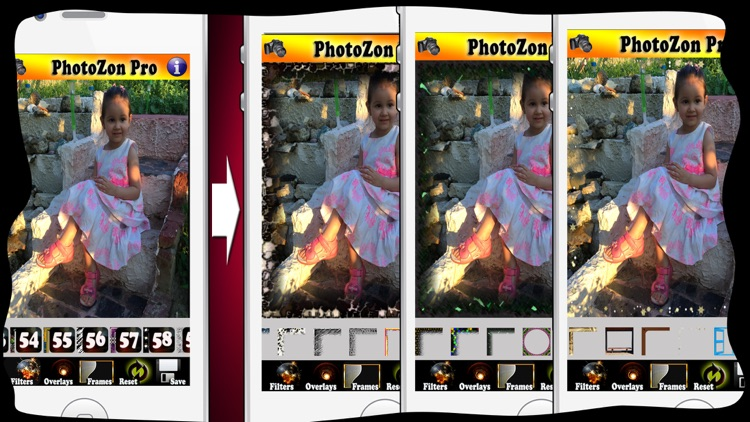PhotoZon Pro - Photo Collage screenshot-3