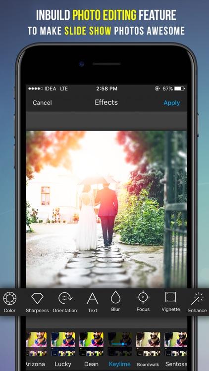 SlideShow Maker + With Music screenshot-3