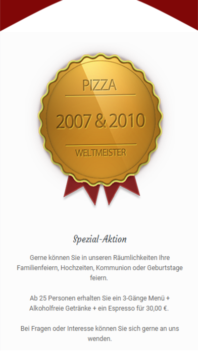 Pizza VolaScreenshot von 3