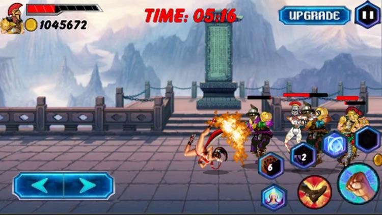 Street Fight Serious screenshot-3