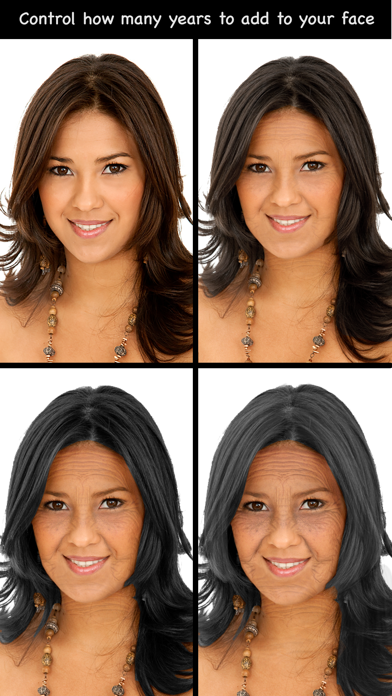 Age Editor: Face Aging Effects screenshot two