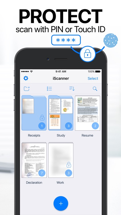 Scanner App: Scan PDF Document screenshot-4