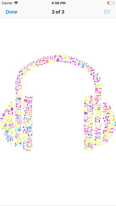 点击获取Headphone Stickers