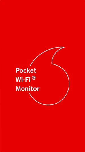Vodafone Pocket WiFi® Monitor on the App Store