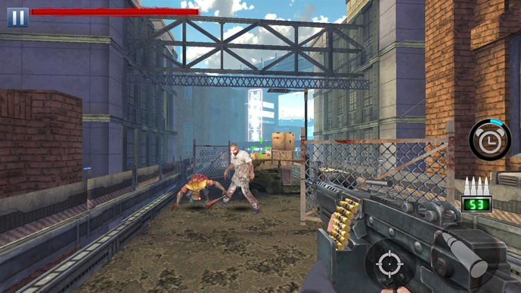 Zombie Hunter : Survival screenshot-5